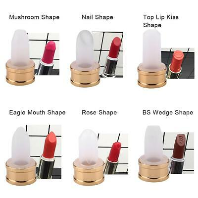 12.1mm DIY Lipstick Mold Homemade Silicone Lip Balm Mold Crafts Tool Kit New