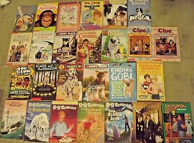 50 Chapter Books Grade 2 3 4 Scholastic Classic Reading Homeschool