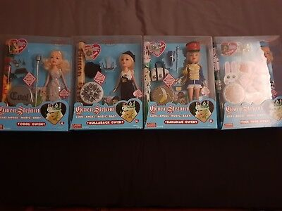 Gwen Stefani - Harajuku Lovers Limited Edition First Series Doll Set