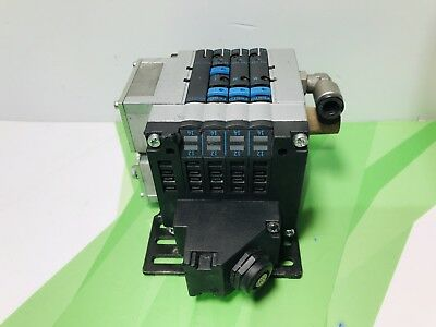 Festo   Cpv10-Ge Mp-4  18253 Wd07 Hw 09-2004 Sw  Ventilinsel — Used