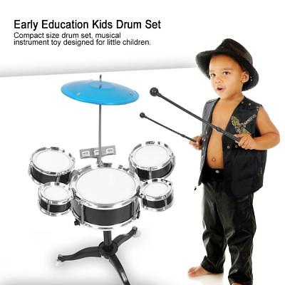 Baby Infant Toddler Kids Musical Drum Developmental Toy Early Educational Toys