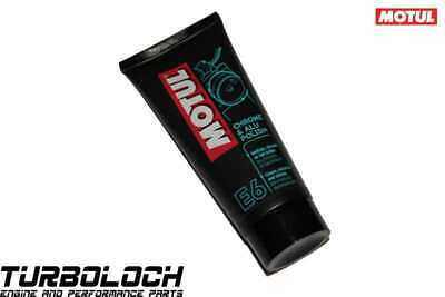 Motul E6 Chrome & Alu Polish - Chrom & Aluminium Politur 100ml Tube - 103001