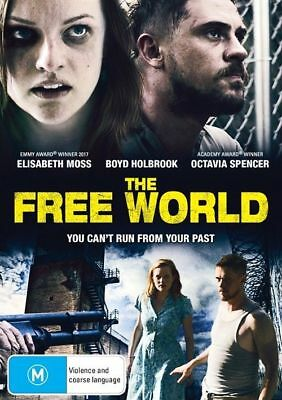 The Free World Dvd, New & Sealed, 2018 Release, Region 4, Free Post