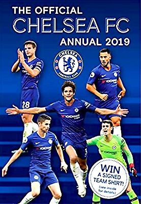 The Official Chelsea FC Annual 2019 (Football Annual)