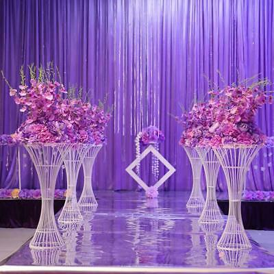 Gold Flower Stand Wedding Flowers Healthy