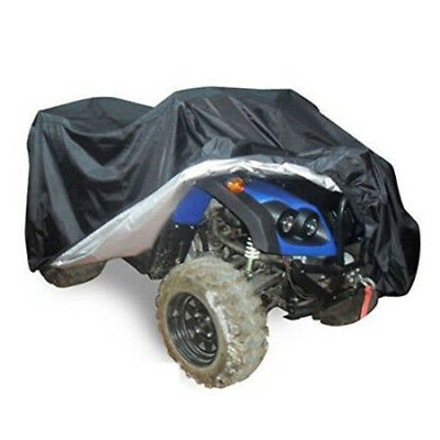 2X(ATC ATV Quad Bike Cover - 100% Waterproof , HEAVY-DUTY , Anti-UV , ATV C D5H2