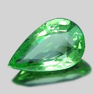 1.42ct WINSOME RICH INTENSE GREEN TSAVORITE GARNET