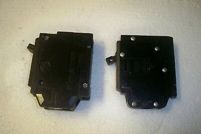 GE GENERAL ELECTRIC THQL1120 Circuit Breaker and another breaker T-5