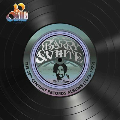 Barry White - The 20th Century Records Albums (1973-1979) Box-Set NEU OVP