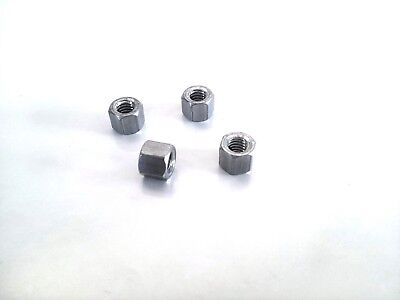 M4 x 5mm Aluminum Threaded Standoffs / Nuts (4 pcs)