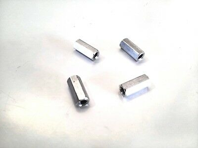 M4 x 14mm Aluminum Threaded Standoffs (4 pcs)