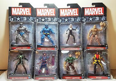 Marvel Infinite Series 3.75 inch Action Figure Lot of 8 Hasbro Action Figure