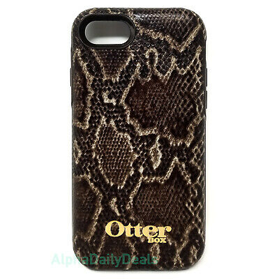 OtterBox STRADA Limited Edition Case w Alpha Glass for iPhone 7 - Wooded Serpent