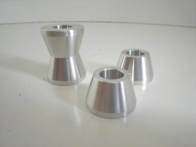 1995-2006 KDX200 Billet Handlebar Mounts Triple Clamp Bar Bushing Tree Solid