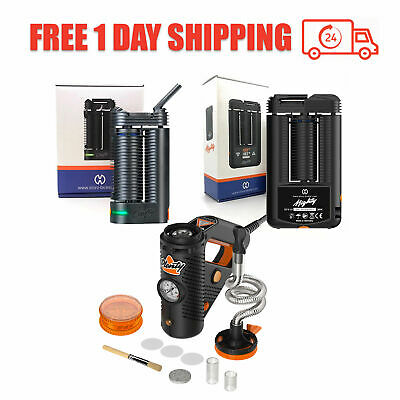 Storz and Bickel Crafty Mighty Plenty Portable Volcano 2019 FREE 1 Day Shipping