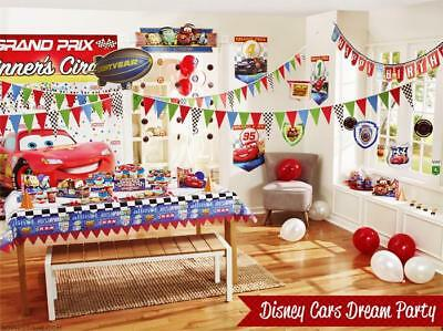 Disney Cars Party Supplies Theme Birthday Everything You Need