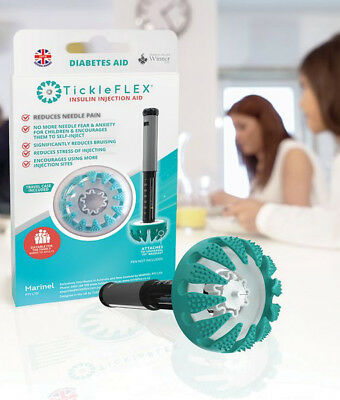 TickleFLEX Insulin Injection Aid Latest Products Diabetic Aids
