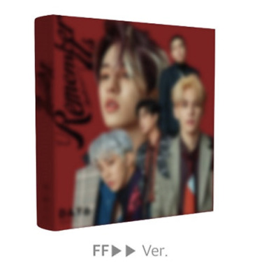 Day6[Remember Us:Youth Part 2]4th Mini FF Ver CD+Book+Card+Pre-Order+etc+Gift