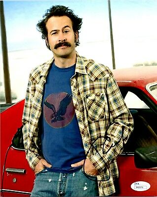 """Jason Lee """"My Name is Not Earl"""" Actor Autographed 8x10 Photo JSA"""