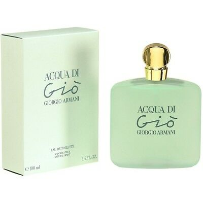 Acqua Di Gio by Giorgio Armani 100ml EDT Spray