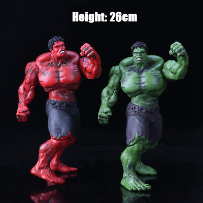 Marvel The Avengers Legends Incredible Hulk Red Hulk Loose Action Figure Toys