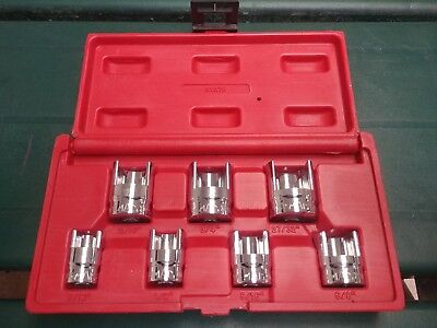 "MAC Tools SX07T 7-PC. 3/8"" Drive Weatherhead Socket Set"