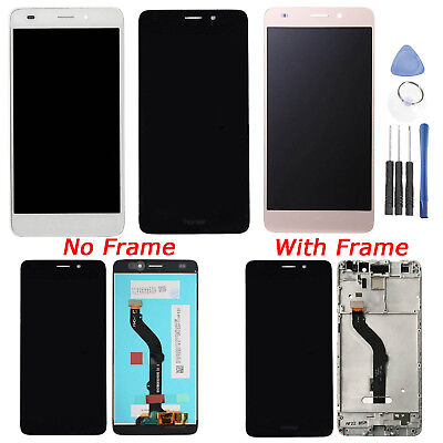 Per Huawei Honor 7 Lite /Honor 5C Display LCD Touch Screen Digitizer Vetro Frame