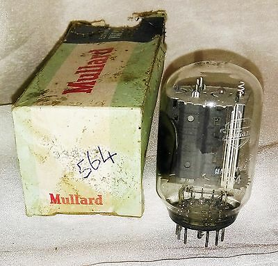 NOS 33GY7A vacuum tube radio TV valve TESTED