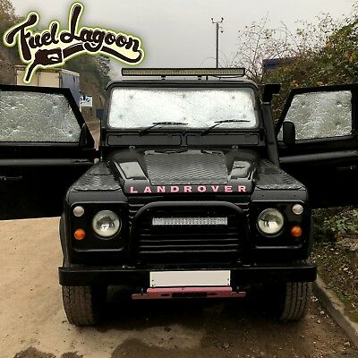 Land Rover Thermal Insulated Silver Screens Defender Camping 3 piec Cab Set