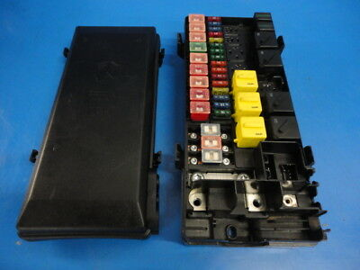 land rover discovery 2 td5/v8 under bonnet engine fuse box yqe103800-gwo 98
