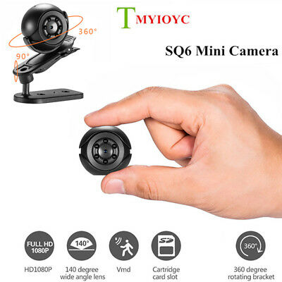 Sq6 Gopro Action Cam Hd Mini Spy Micro Camera Spia Telecamera Sport Microcamera