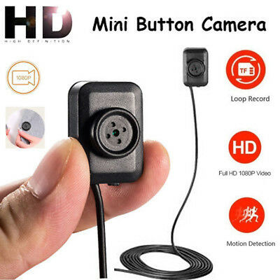 32Gb 1080P Dvr Microcamera Spia  Sensore Movimentomicro Mini Camera Telecamera