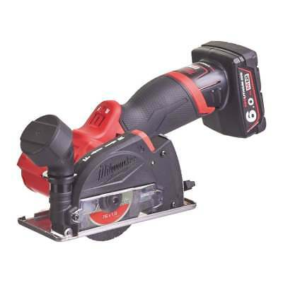 Milwaukee M12FCOT-622X 12v Cordless Multi Material Cut Off Saw 2 Batteries