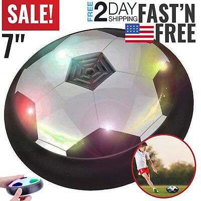 Toys For Boys Kids Children Soccer Hover Ball Age 3 4 5 6 7 8 9 10 11 Years Old