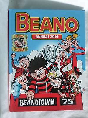 Beano Annual 2014 (Annuals 2014), DCTHOMSON, Excellent Book