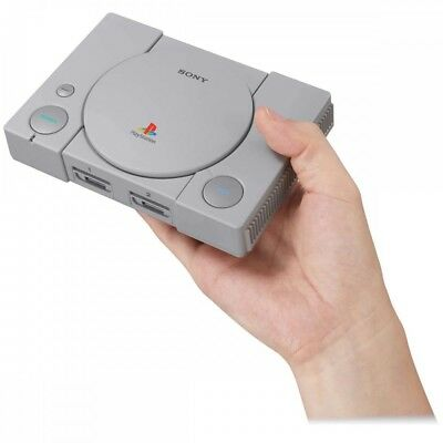 Playstation Classic Consola Retro Con 20 Juegos Instalados Final Fantasy