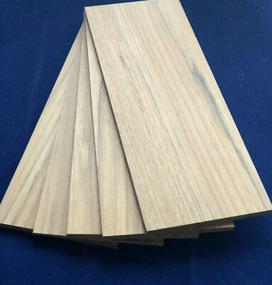 1 × Solid Ovangkol wood Sheets 3mm, 4mm or 6mm