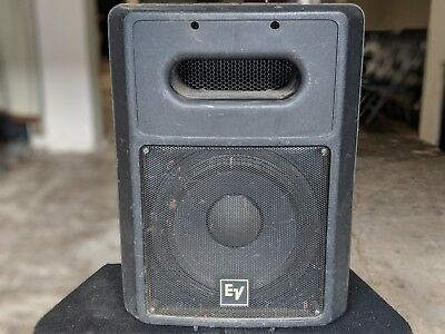 EV Electro Voice Sb121a Amplified Sub Subwoofer Bass Module Speaker Sub