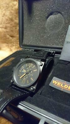 WELDER Big Face Watch