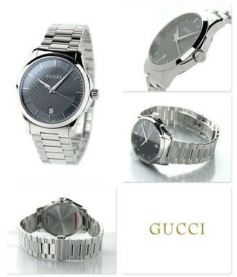 5a0ad954467 GUCCI MEN S YA126441  G-Timeless  Stainless Steel Watch -  490.59 ...