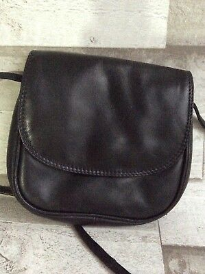 39ac39fb8a3 Tula By Radley Navy Blue Small Cross Body Real Leather Bag Shoulder Xmas  Party
