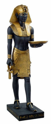 EGYPTIAN LIFE SIZE GUARDIAN Statue Large 72' Inch Tall Egyptian GoD