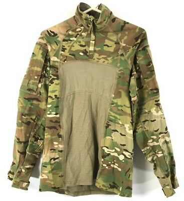 MASSIF Multicam OCP ACS, LARGE Army Combat Shirt Type II Flame Resistant Uniform
