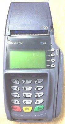 Verifone Vx510 Chip & Pin Card Machine.Excellent Condition Super Fast Delivery