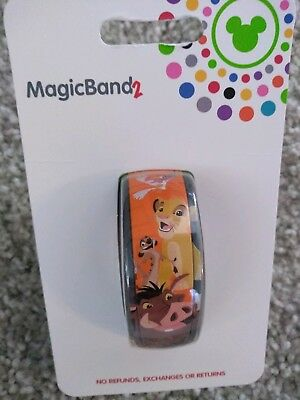 Disney Parks Lion King Magic Band 2 Hakuna Matata Magicband Animal Kingdom