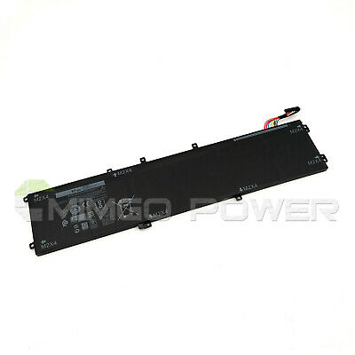 New 97Wh Genuine Battery for Dell Precision 5510 XPS 15 9550 9560 6GTPY 5XJ28