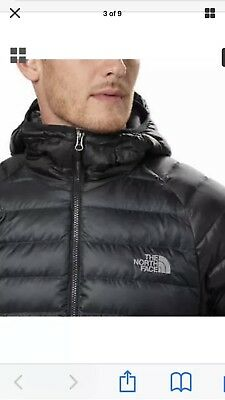 NEW The North Face Trevail Hoodie Men's Jacket TNF Black Size XXL