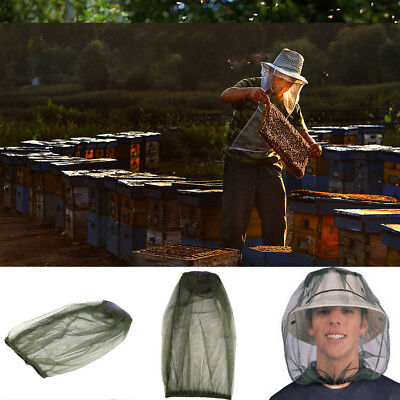 Lovely High Quality Bee Hat Beekeeping Camouflage Net Head Protect Cap Mosquitoes Outdo Camping Fragrant Aroma Home & Garden