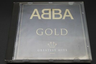 ABBA - Gold (Greatest Hits) (1992) (CD) (Polydor ‎– 517 007-2)