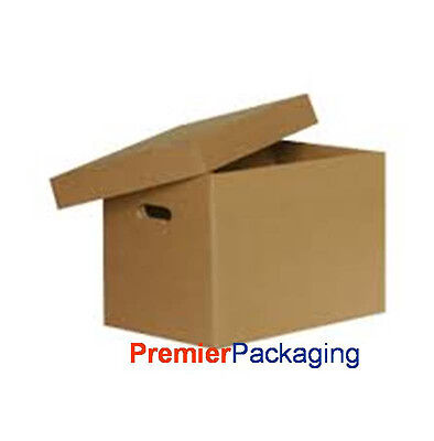 Archive Boxes 440mm x 330mm x 270mm